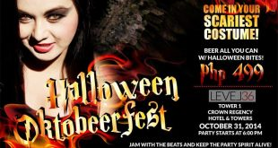 crown-regency-halloween-oktobeerfest-cebu-2014