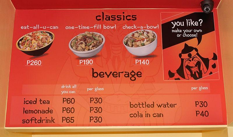 kublai-khan-menu-price