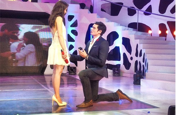 6 'Kilig' Wedding Proposals of Filipino Celebrities ...