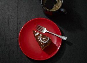 Christmas-Chocolate Crepe Cake