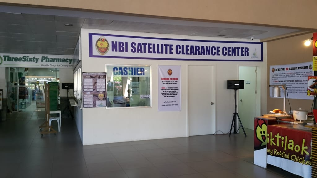NBI-Satellite-Clearance-Center-Banawa-Cebu-City