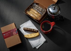 Starbucks Biscotti Collection