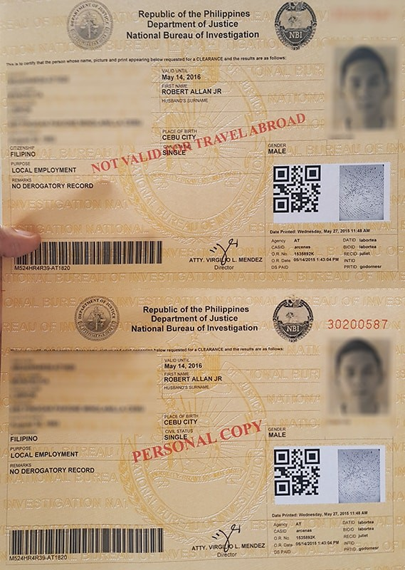 FAST & EASY ways to get an NBI Clearance in Cebu - Sugbo ph