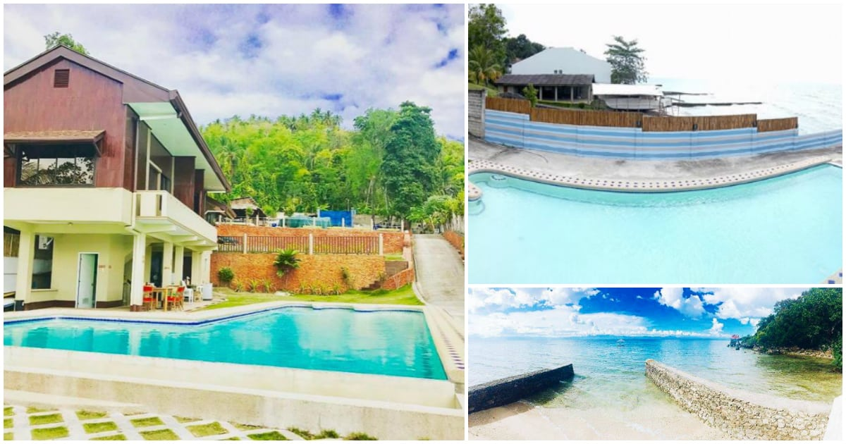 Maonanik Beach Resort A Private Beach Pool Resort In Badian Cebu