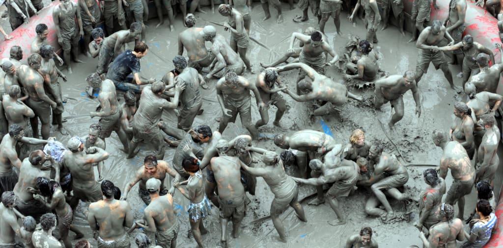 Boryeong Mud Festival (Boryeong)
