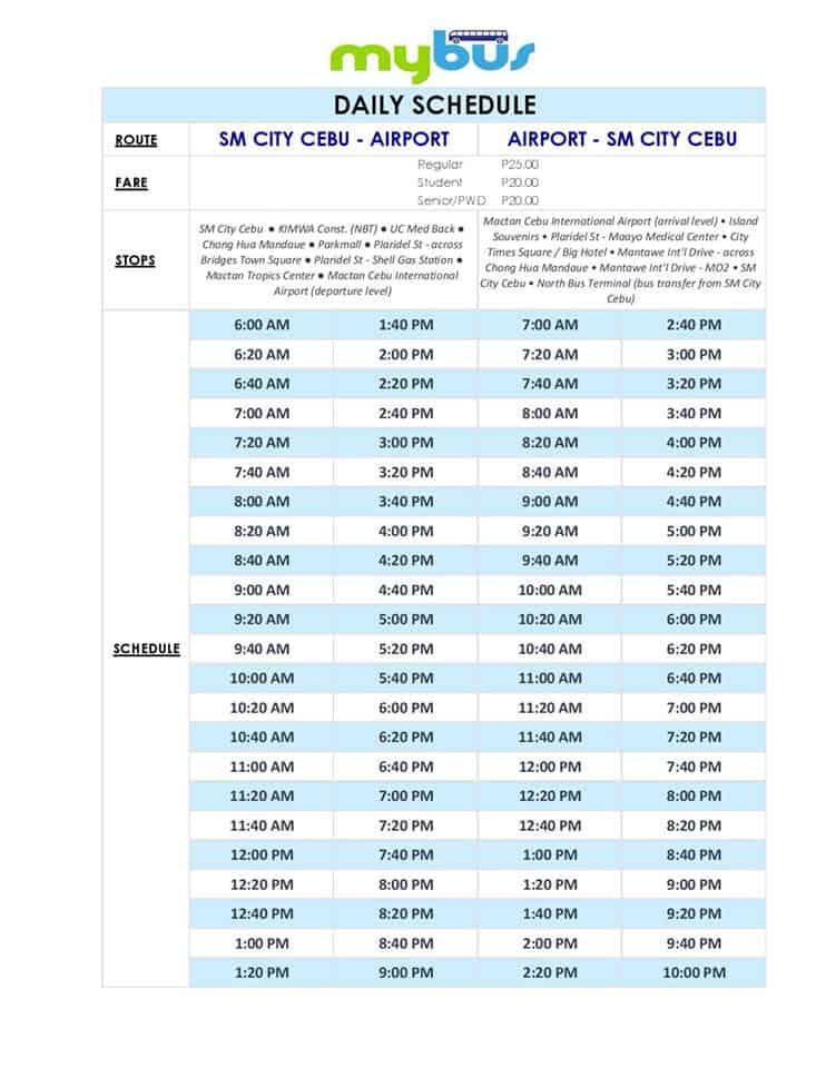 3 mybus sm city-airport