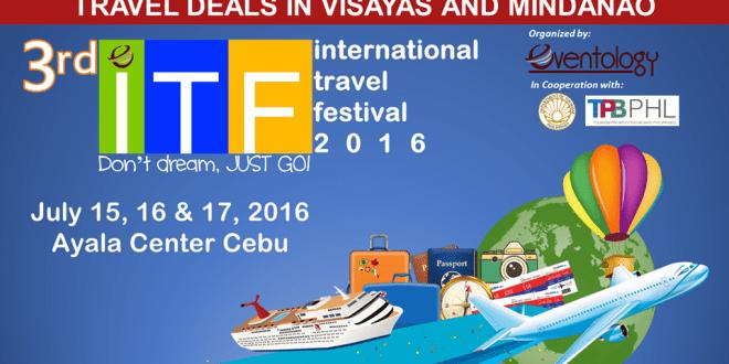 3rd ITF 2016 Cebu