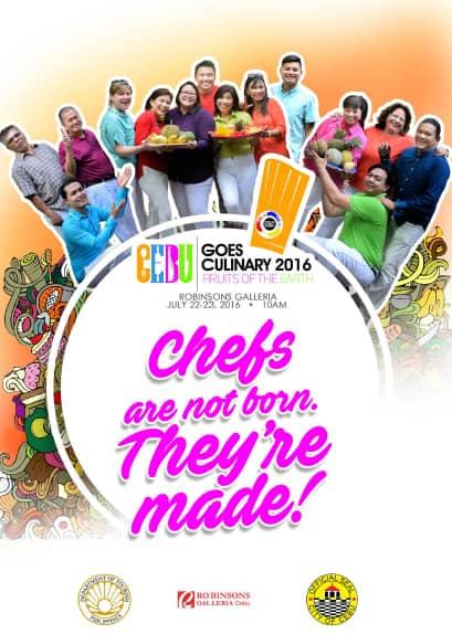 Cebu goes Culinary 2016 galleria
