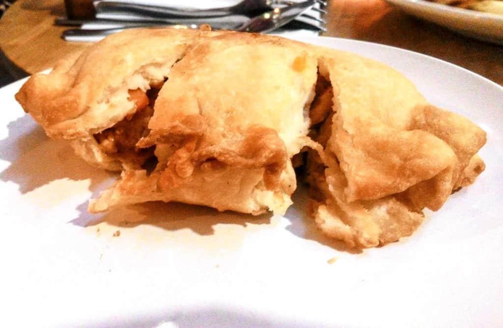Fudge Chicken Pie