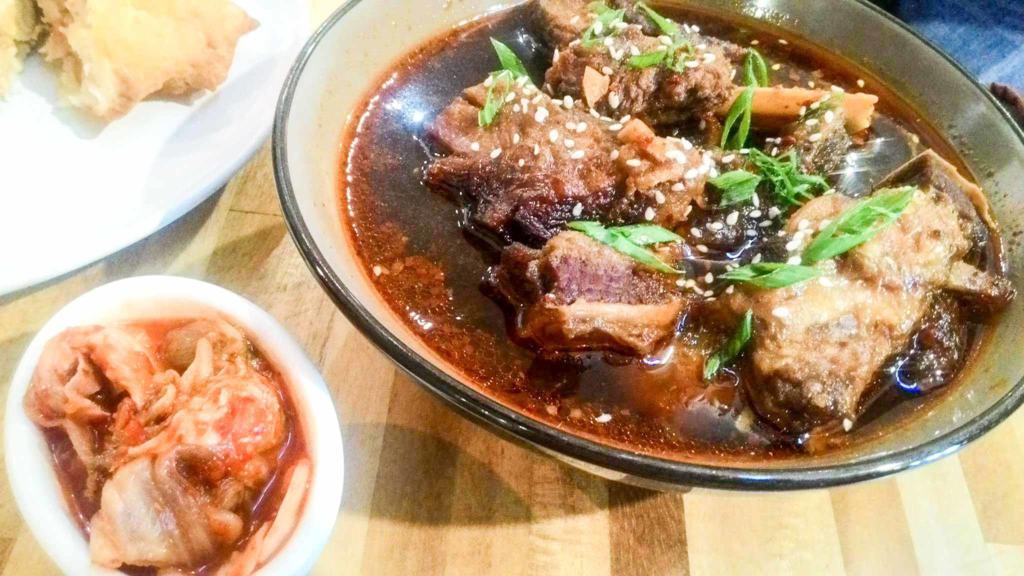 Fudge Korean Beef Stew