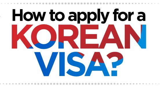 how to apply for a korean visa