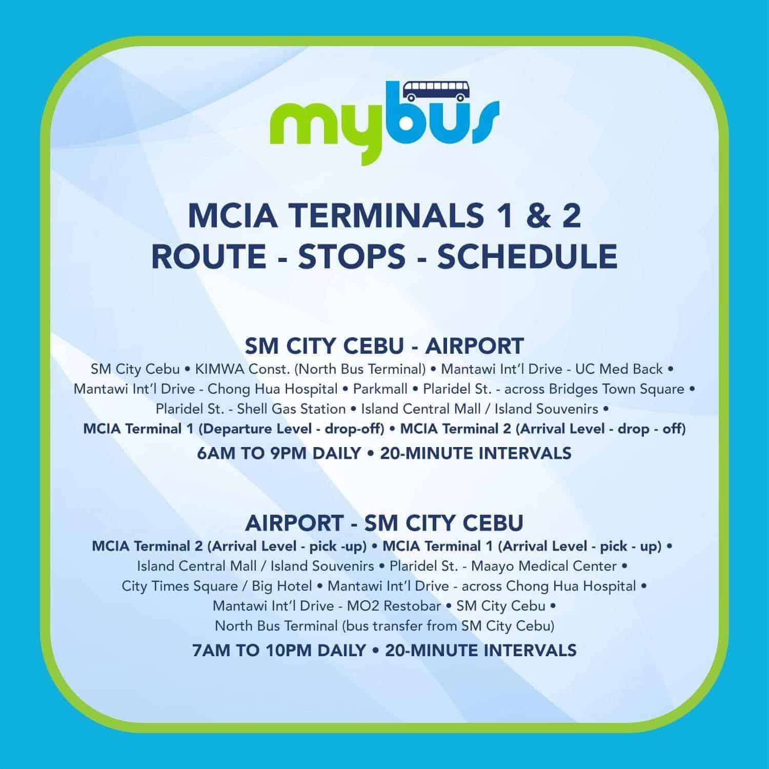 Cebu myBus Guide: Fare, Routes, Bus Stations, Time, Updates