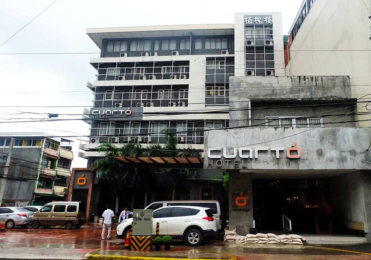Cuarto Hotels Cebu Fuente