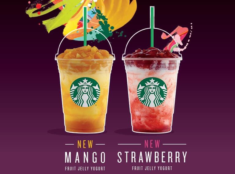Starbucks-Mango-Strawberry-Fruit-Jelly-Yogurt