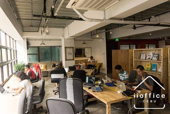iioffice coworking space