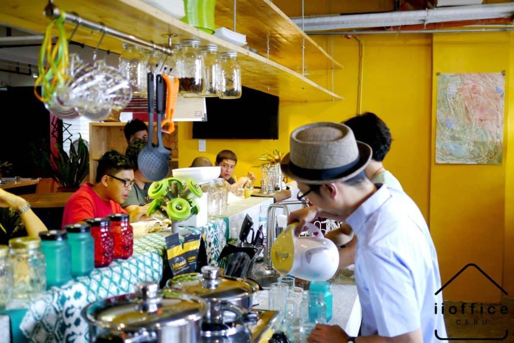 iioffice kitchen