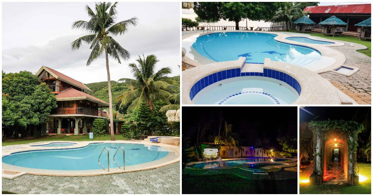 Weekend escapade at larville pool garden resort in alcoy for Pool garden mountain resort argao