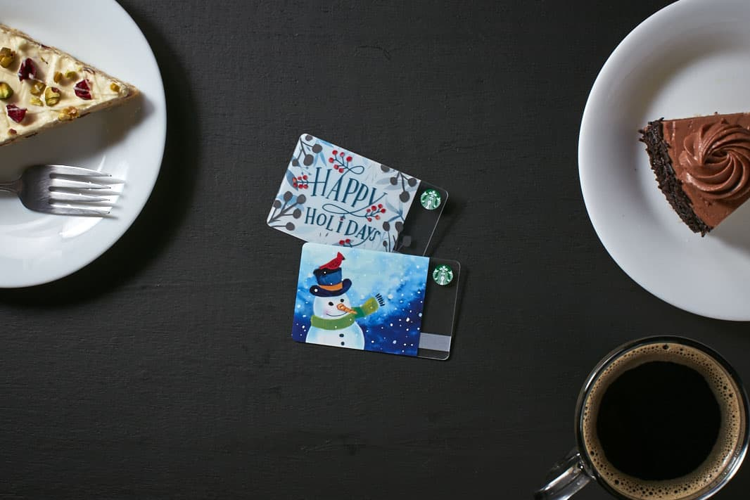 snowman-and-happy-holidays-card