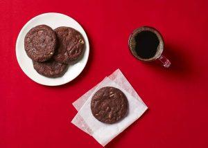Triple Chocolate Truffle Cookie