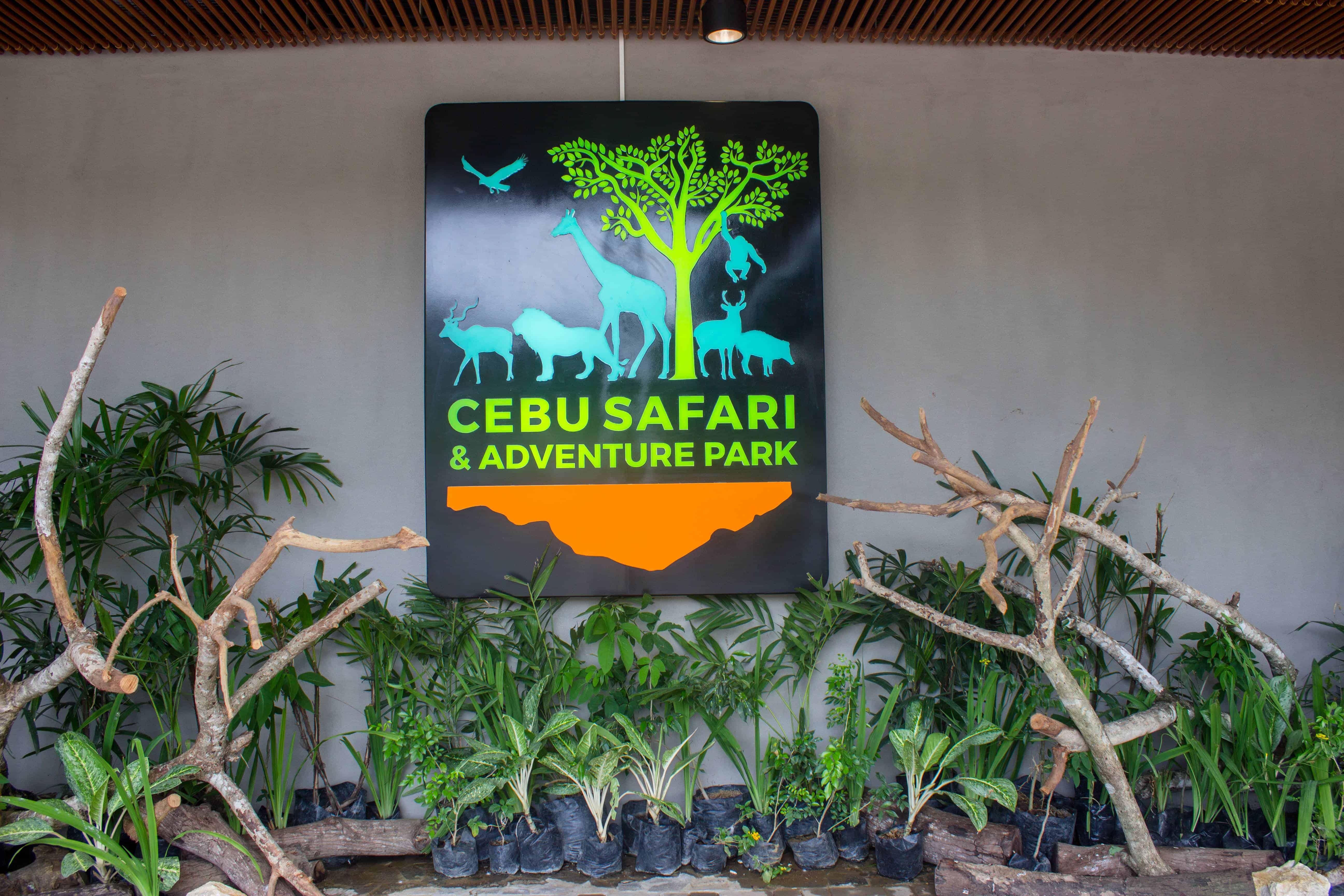 Cebu Safari and Adventure Park, the BIGGEST ZOO in the