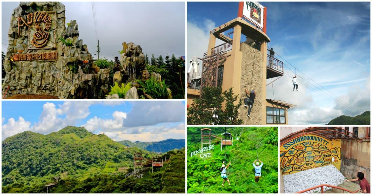 Adventure Cafe Cebu City