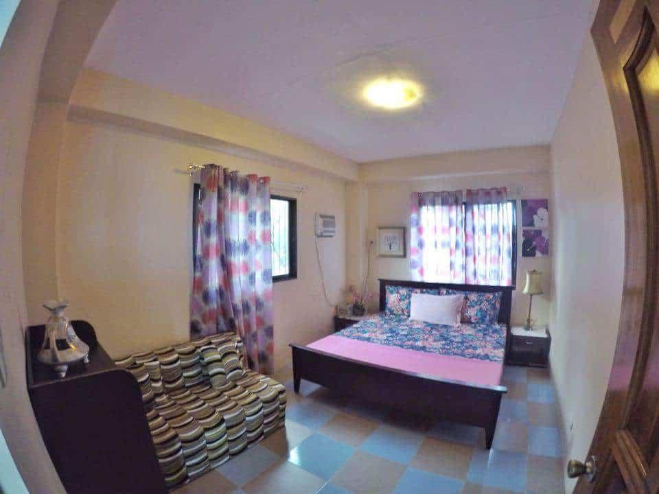 agua villa room