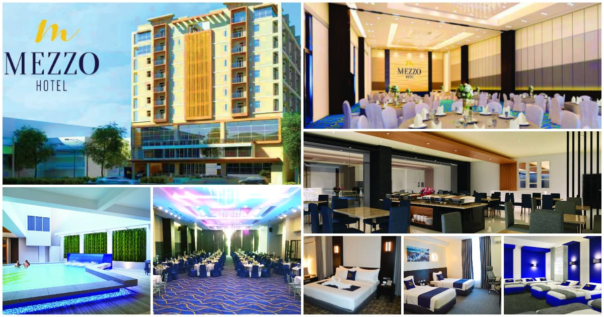 Mezzo Hotel Cebu City S Newest 4 Star Business Hotel
