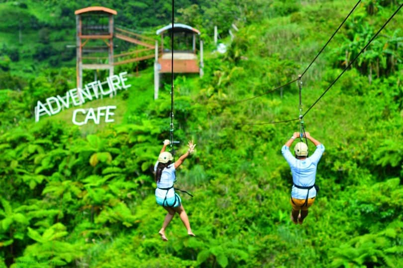zipline in cebu