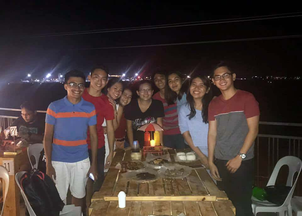 Joaquin-Runway-View-Grill sugbo team
