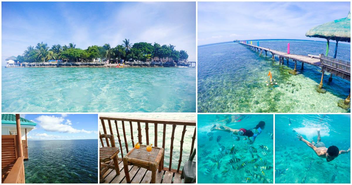 Cebu Nalusuan Island Resort