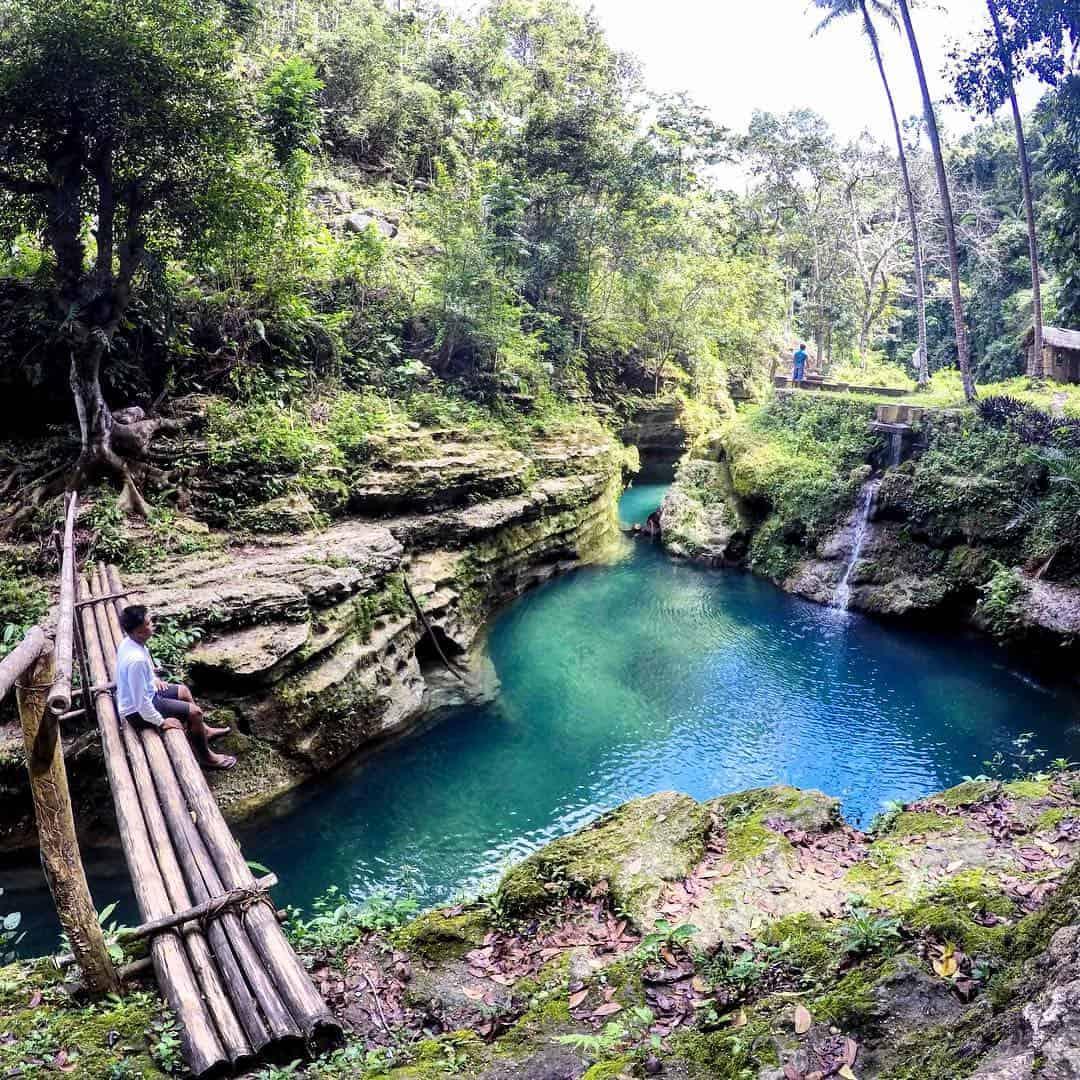 Cancalanog Falls Alegria Cebu (2)