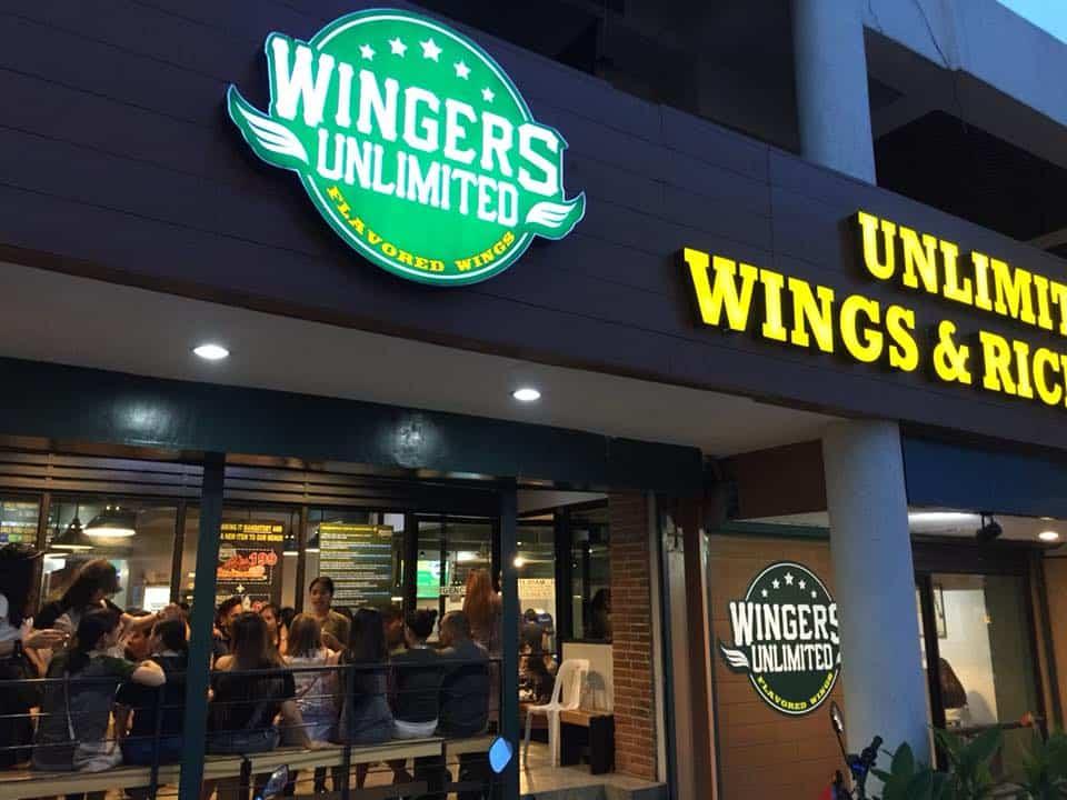 Wingers Unlimited Chicken Wings Cebu (1)