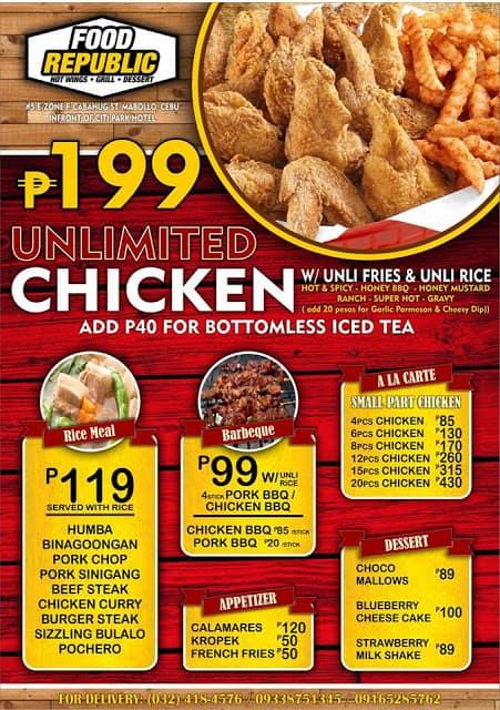 food republic menu3