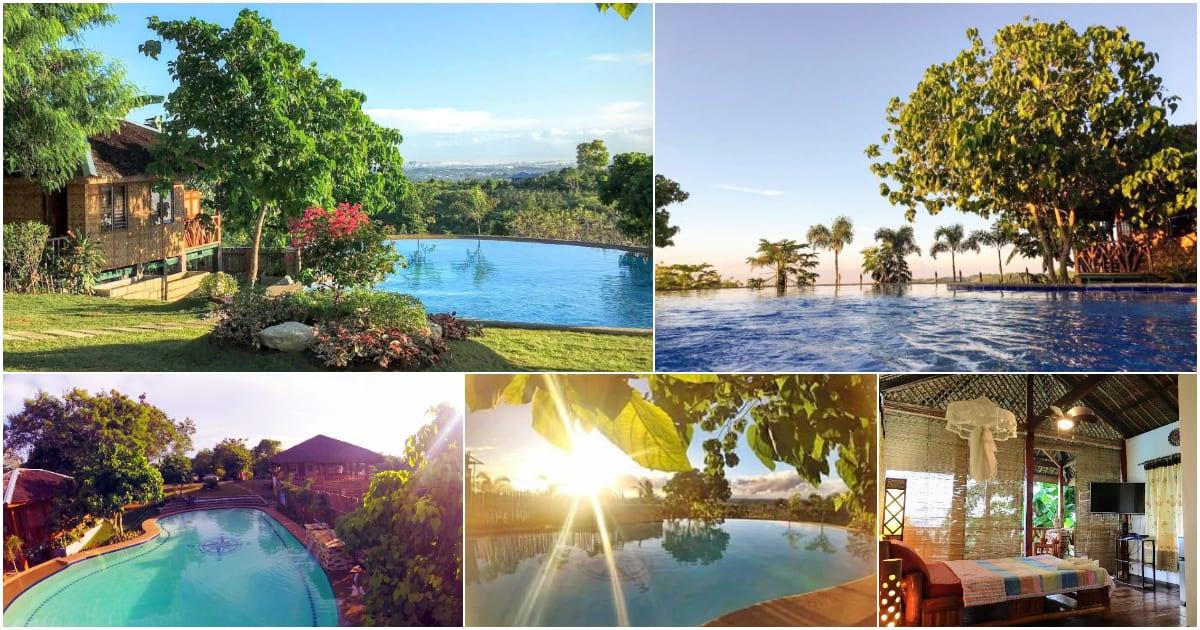 Ibabaw mountain resort liloan 39 s most beautiful resort for Pool garden mountain resort argao