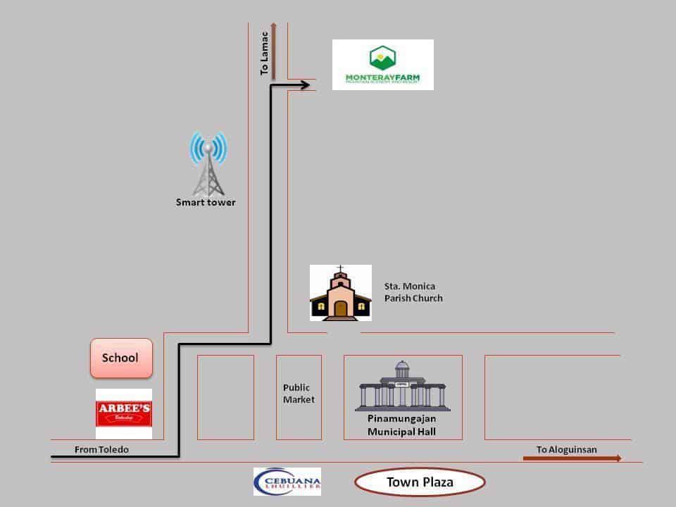 monteray-map