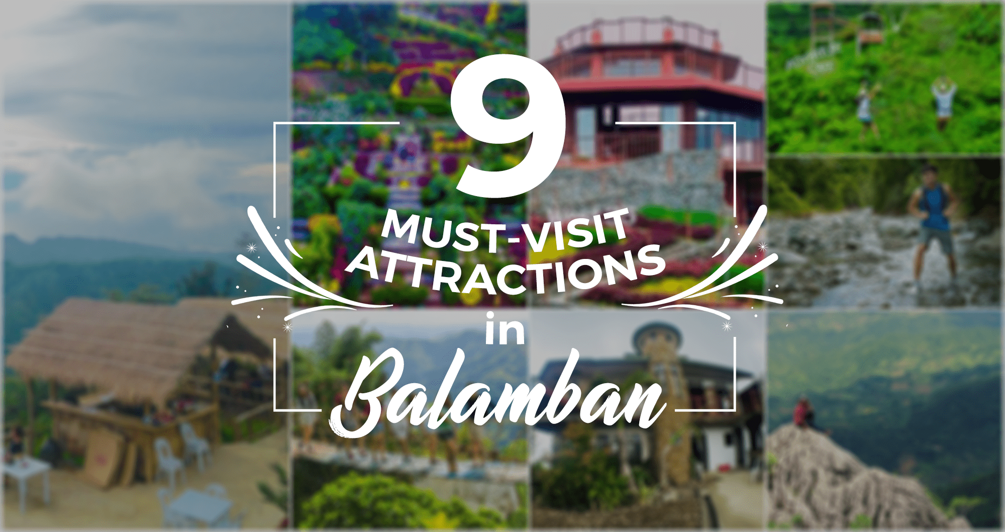 9 Must Visit Attractions In Balamban Cebu Sugbo Ph