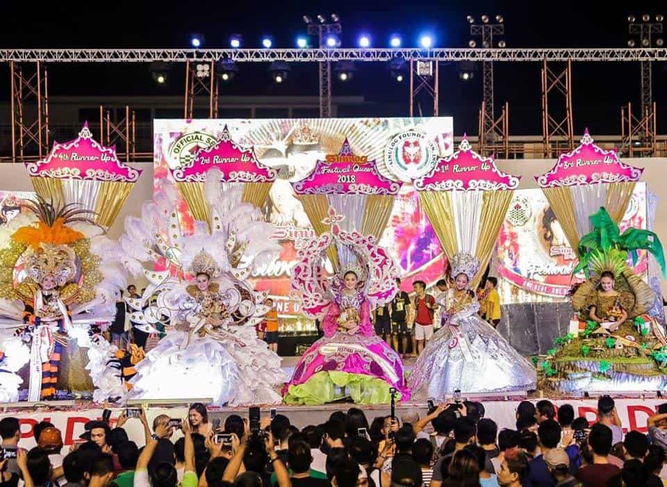 2018 Sinulog Festival Queen