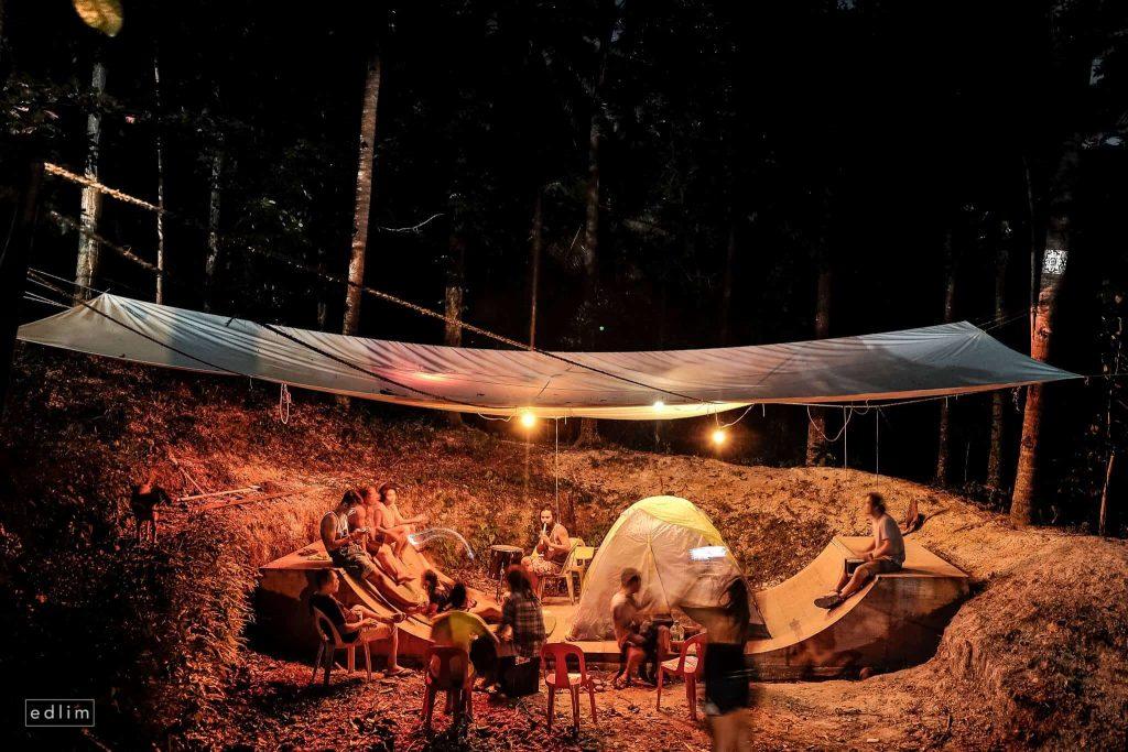bacalla-woords-campsite-strangers