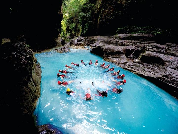 Canyoneering-in-Cebu
