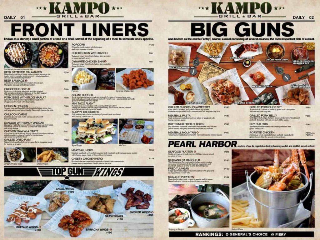 kampo-grill-and-bar-menu
