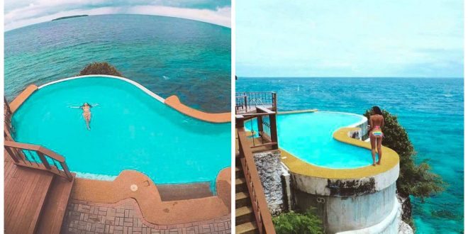 1 villa on a cliff oslob cebu