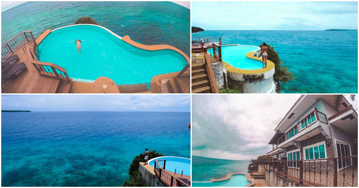 The Villa On A Cliff Resort In Oslob