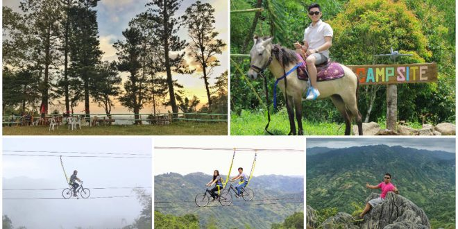 Baguio de Cebu Eco Mountain Adventures in Balamban