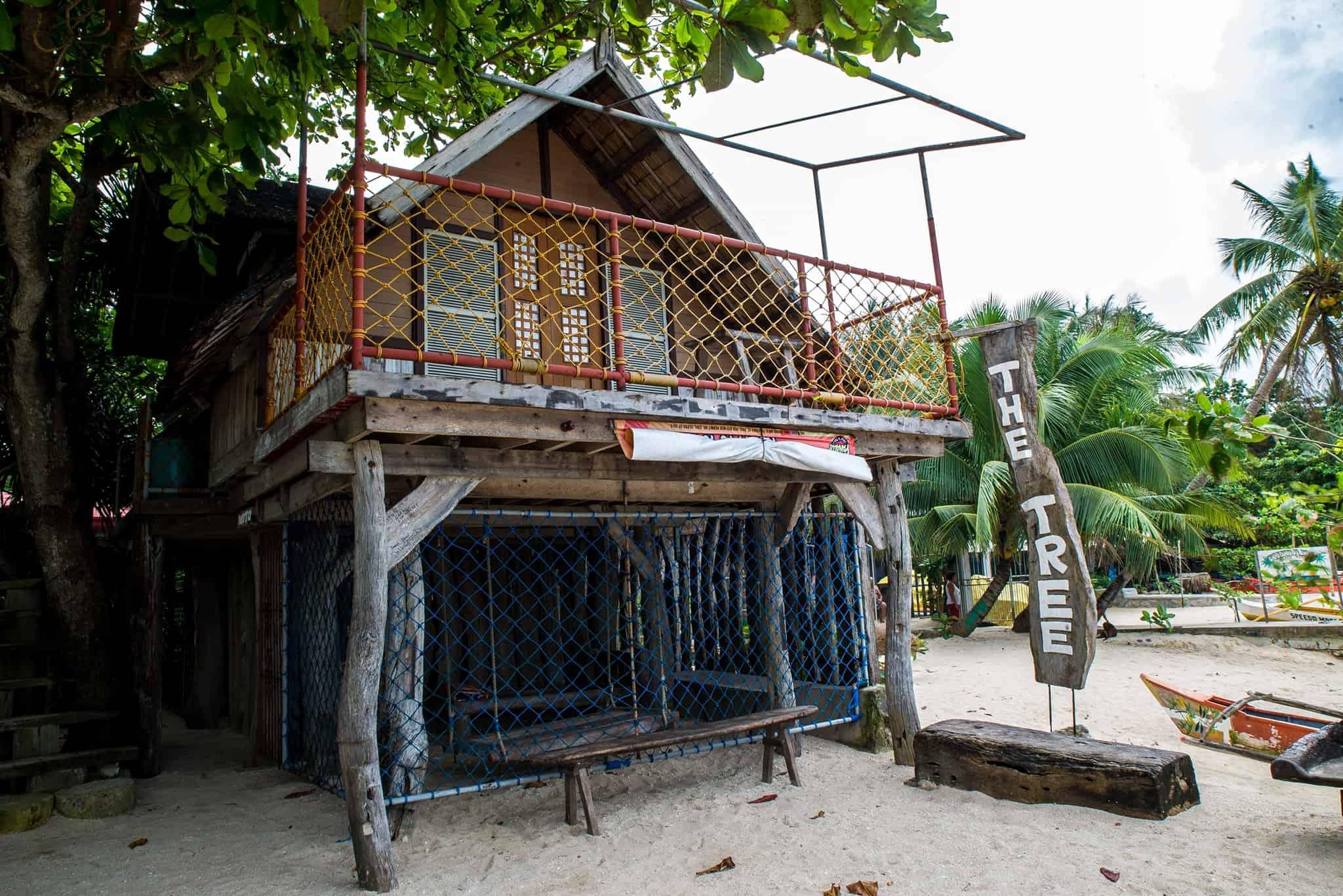 Tree House Beach Resort Epic Hd Wallpaper