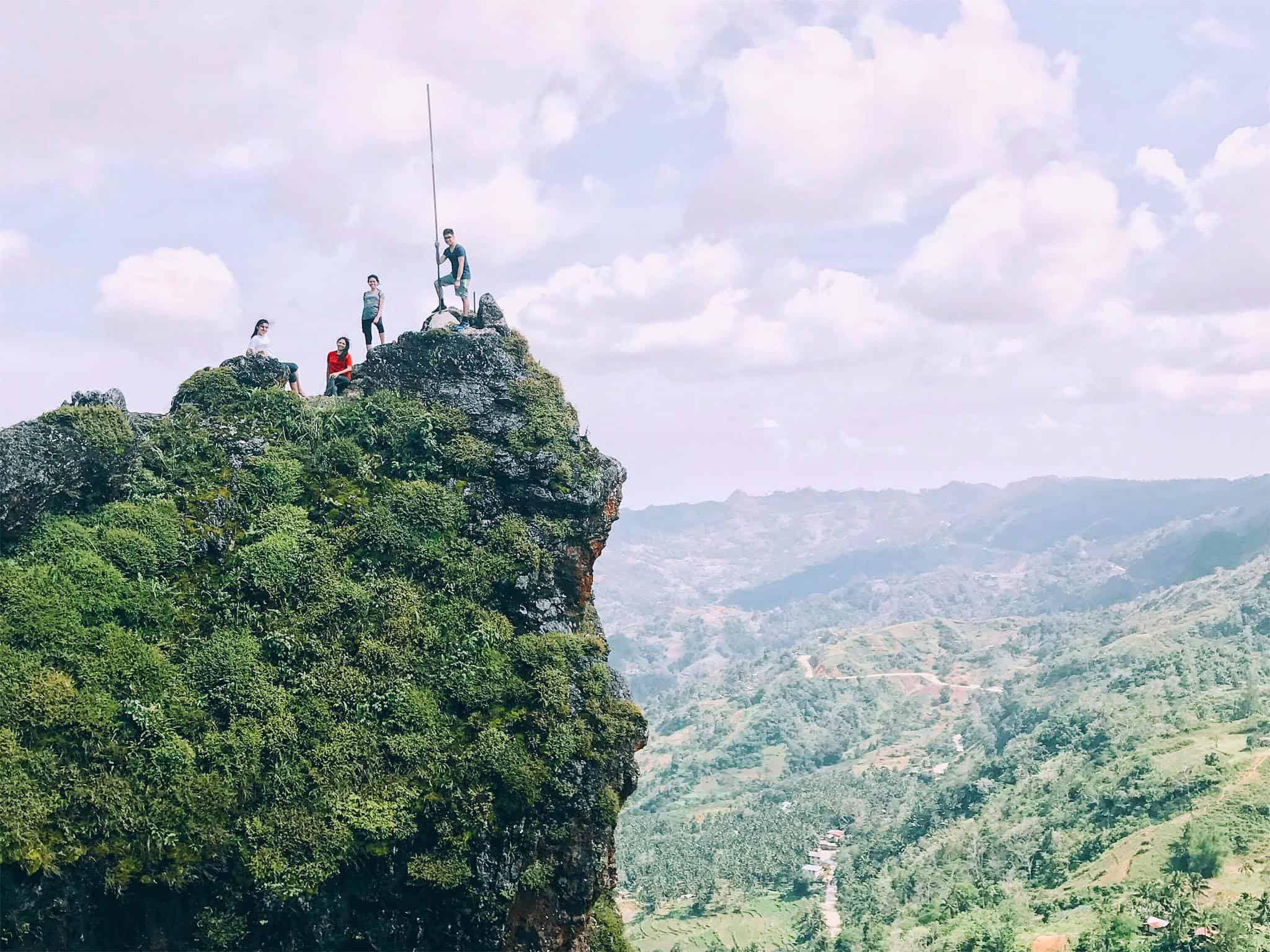 2 kandungaw peak