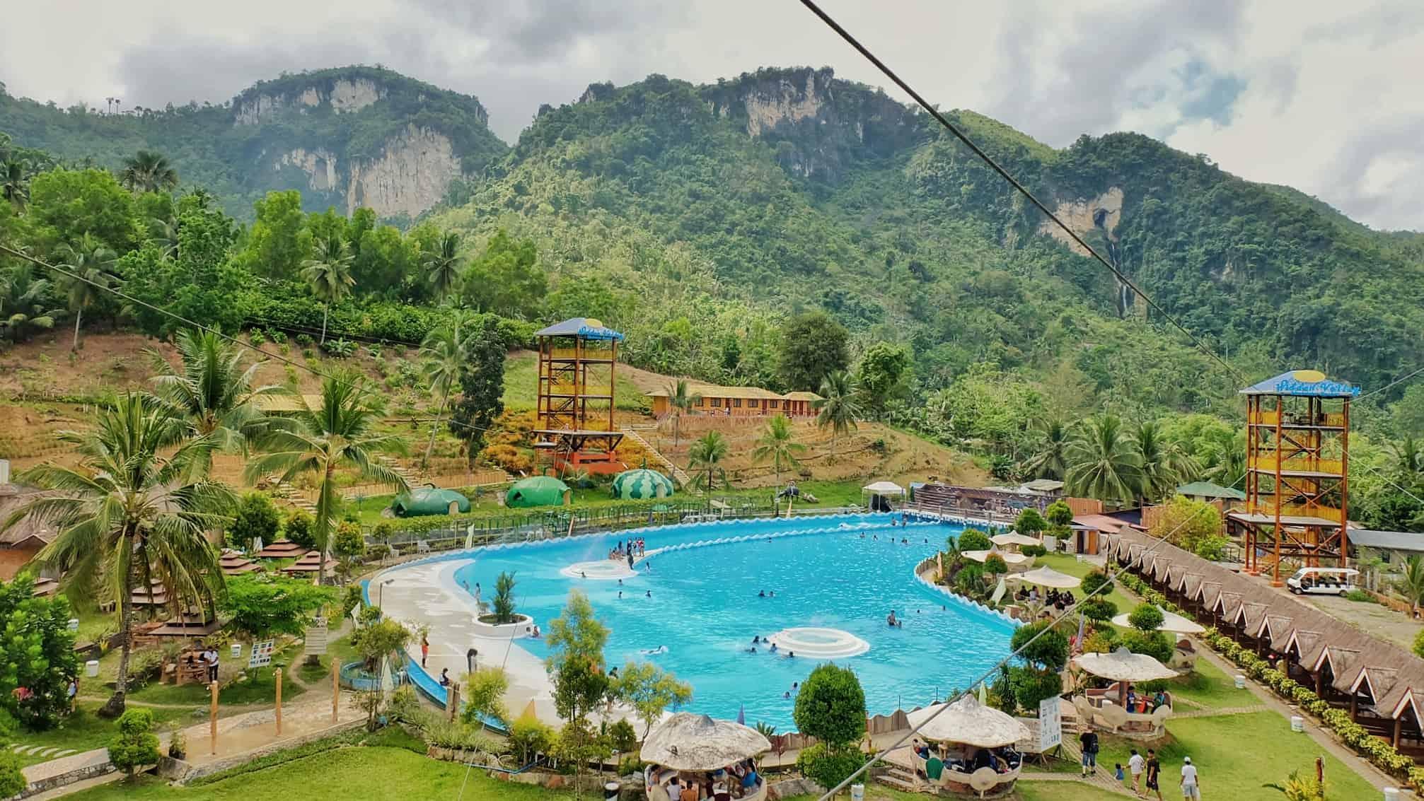 Hidden Valley Wave Pool Resort Pinamungajan Cebu (1)