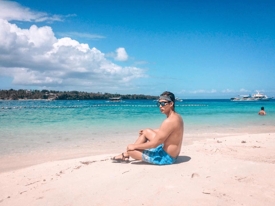 Tulang Diot Island White Beach Camotes (1)