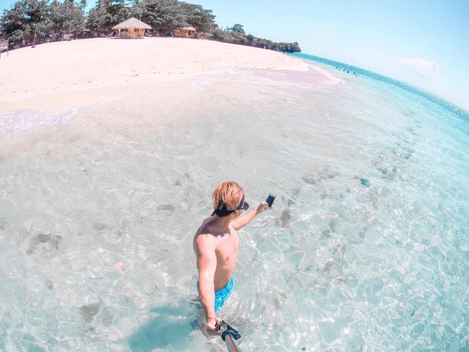 Tulang Diot Island White Beach Camotes (2)