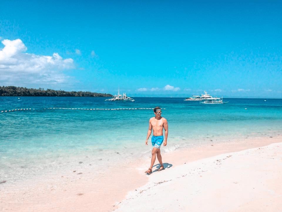 Tulang Diot Island White Beach Camotes (5)