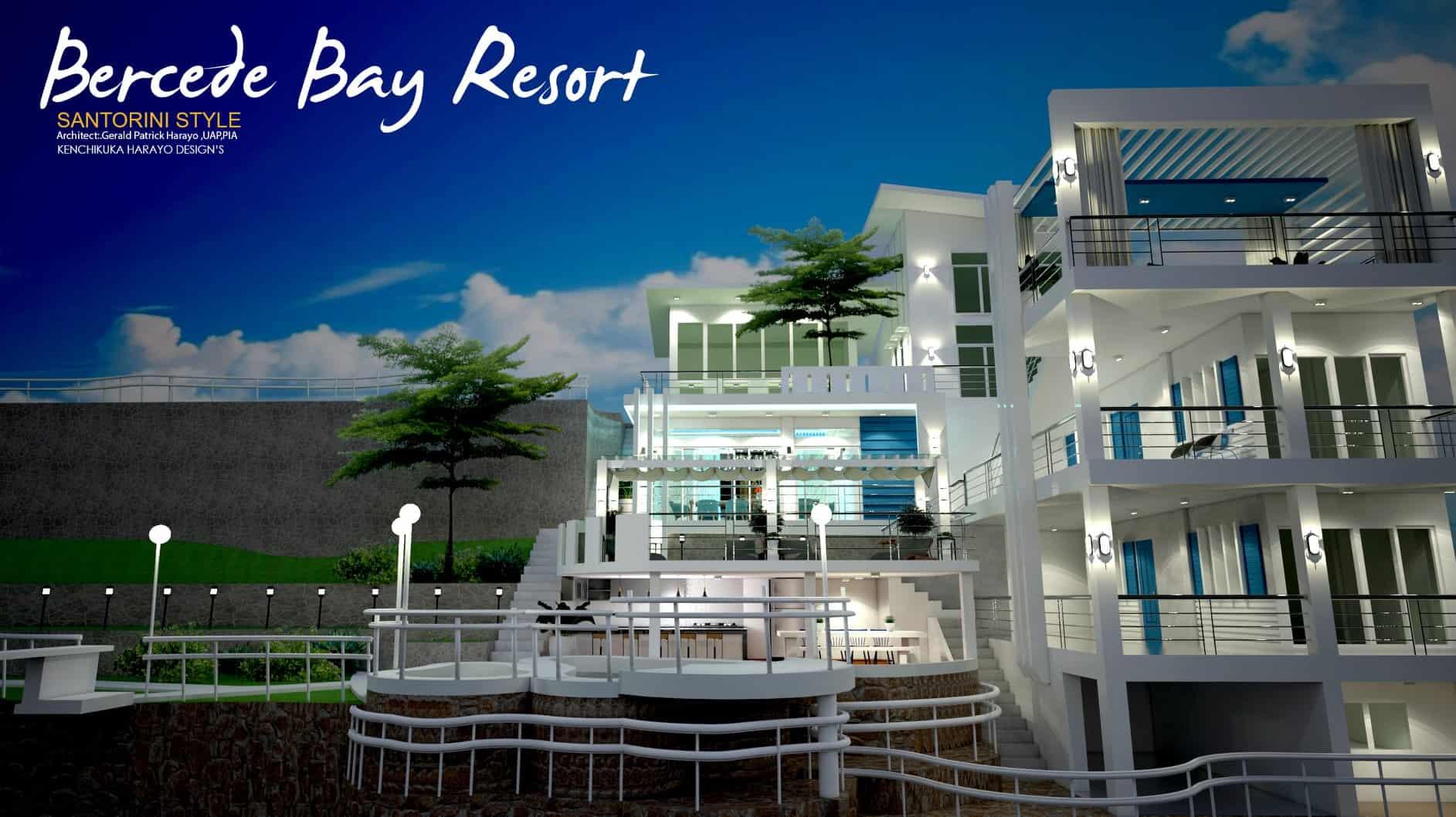 Bercede Bay Resort Santorini